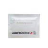 OEM Single Packed Refreshing Towel for France Airline