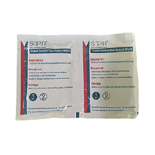 OEM Single Pack 70% Isopropyl Alcohol Cleaning Wet Wipes