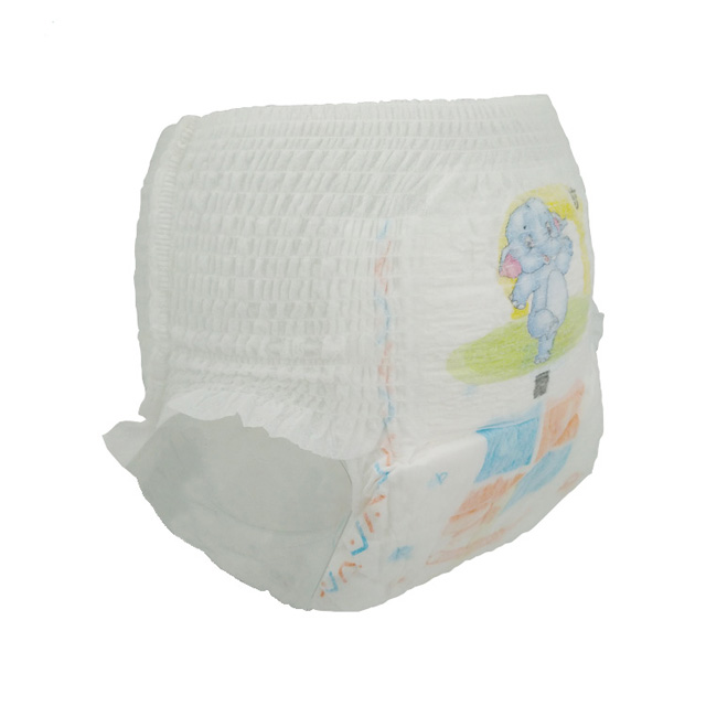 OEM Best boys and girls training pants diapers with all sizes