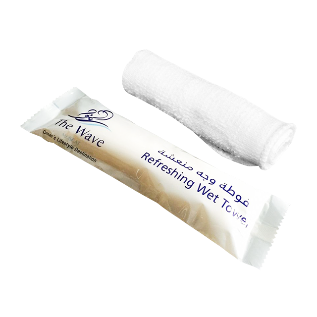 OEM Wet Towel Single Pack