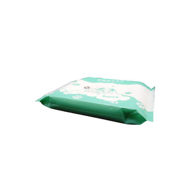 OEM 100%-Bamboo Fabric Pet wet wipes