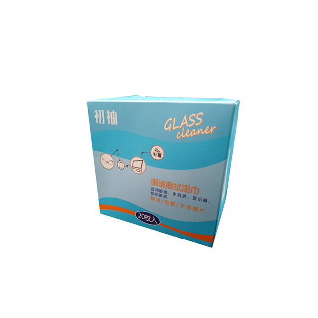OEM Glasses , Lens, Screen Cleaning Wet Wipes