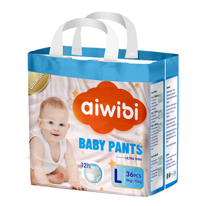 Aiwibi Baby pull ups Manufacturer ultra thin Super Absorbency ultimate quality